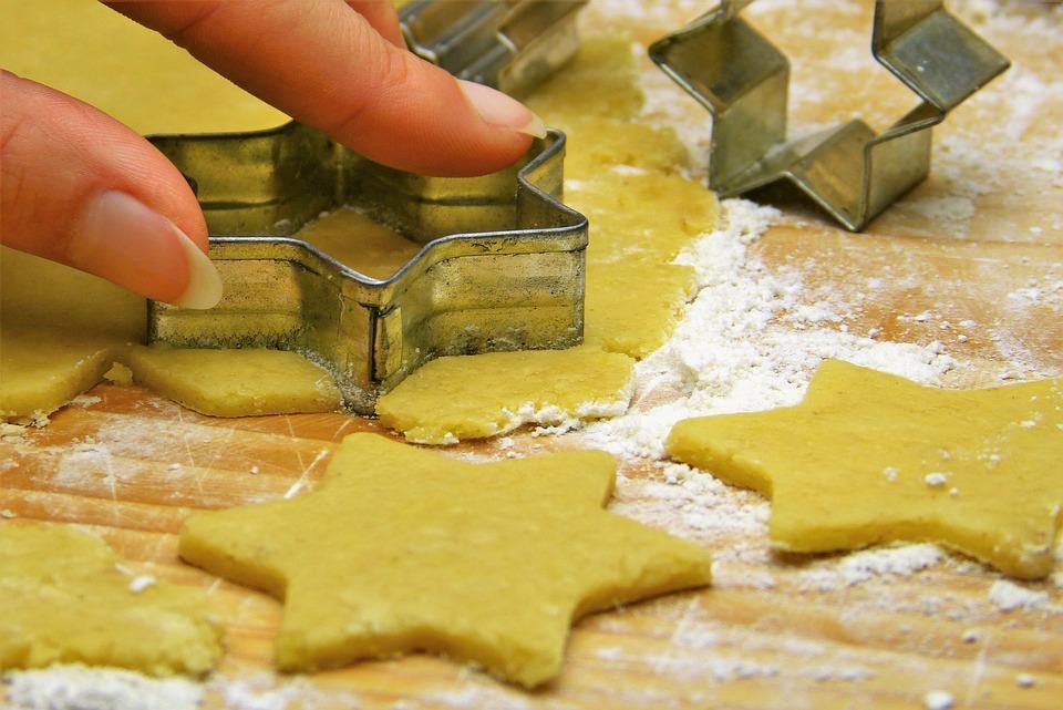 preparacion galletas