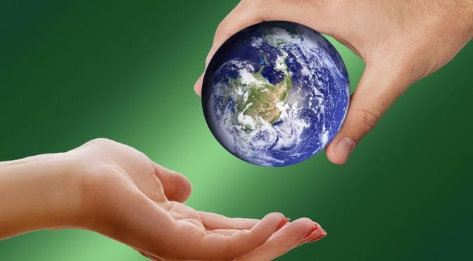 saludos del mundo